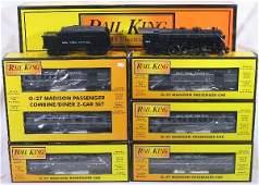 447: NETTE - 5 Pc. MTH/RailKing NYC Pass. Set: