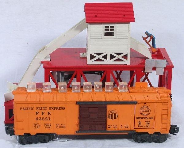3: NETTE - LIONEL 352 Ice Station: