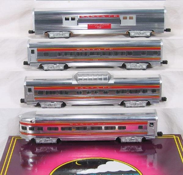 14: NETTE - MTH 20-2153 SF Aluminum Pass. Cars: