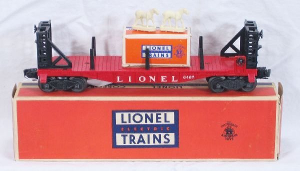 331: NETTE - 2 Pc. LIONEL Lot: