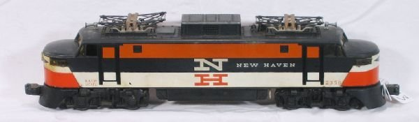 333: NETTE - LIONEL 2350 NH EP-5 Electric: