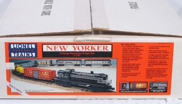 6: NETTE - LTI NYC Freight/Pass. Set 11744: