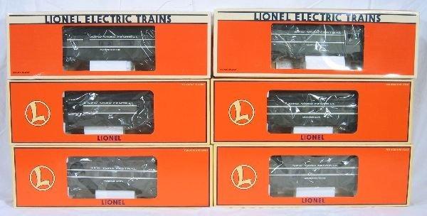 17: NETTE - 6 LTI NYC Passenger Cars: