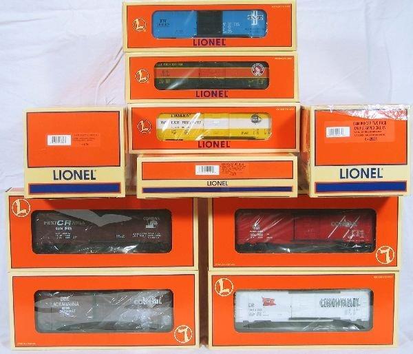 18: NETTE - LTI 29209, 21756 & 29281 6464 Series Sets: