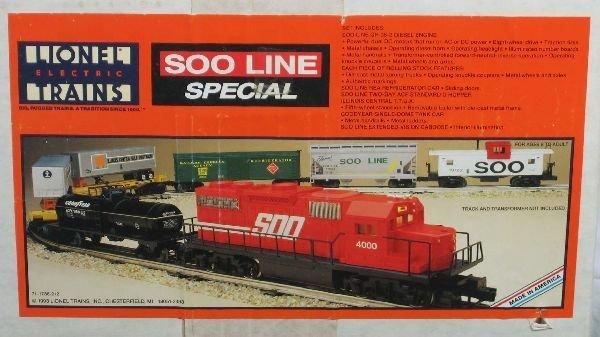22: NETTE - LTI 22573 SOO Line Special Set: