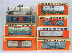 32: NETTE - 8 LTI Freight Cars, Most NETCA: