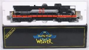 48: NETTE - WEAVER NETCA NH U25B Diesel: