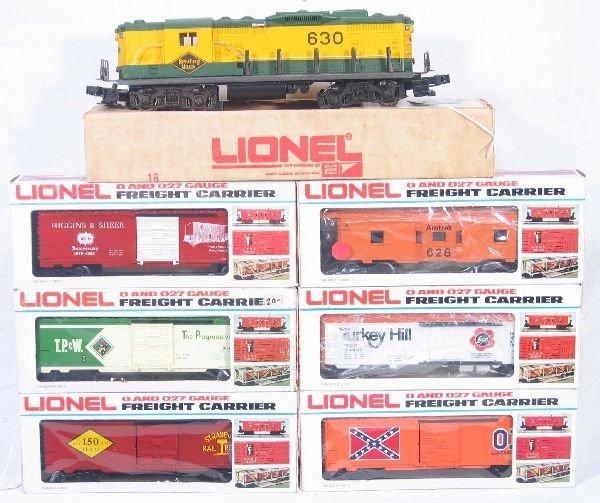 138: NETTE - 7 Pc. Custom Freight Set: