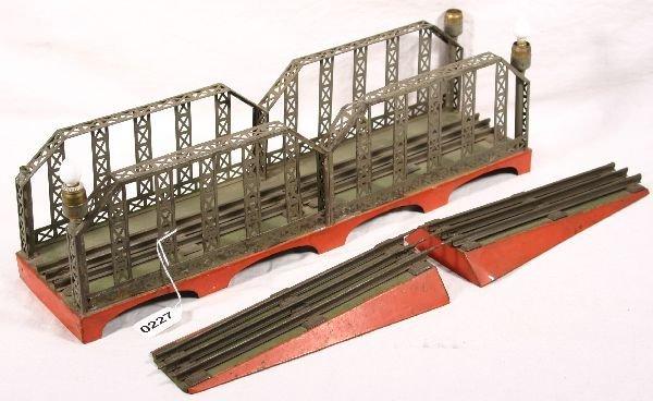 227: NETTE - Tough DORFAN Illuminated Bridge: