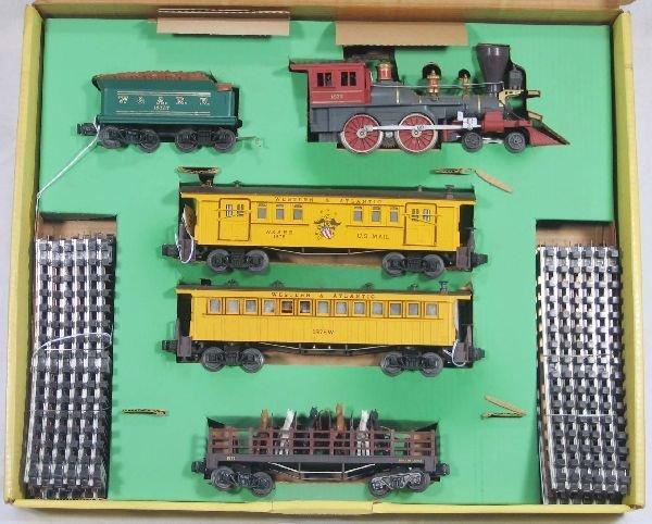 341: NETTE - LN Boxed LIONEL 2528WS Super O General: