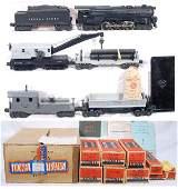 561: NETTE - Fantastic Boxed LIONEL Set 2111WS:
