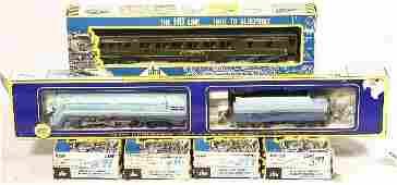 NETTE - 6 Pc. AHM HO SF Passenger Set