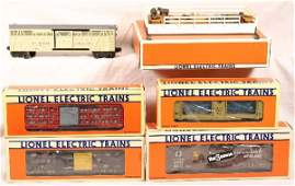764: NETTE - 5 LTI Freight Cars:
