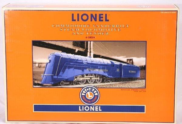 236: NETTE - LTI 28024 Commodore Vanderbuilt Loco: