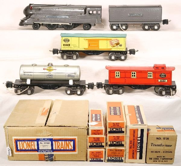 333: NETTE - Boxed LIONEL/ SEARS Set 6316E: