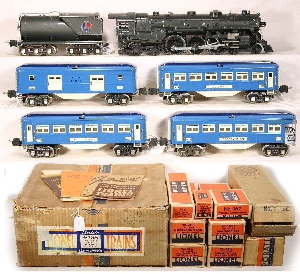 364: NETTE - Super Boxed LIONEL Set 768W: