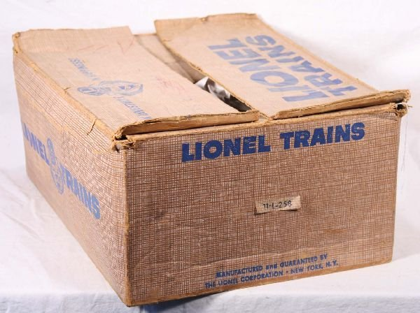 18: NETTE - Tough Empty LIONEL Set Box 11-L-258: