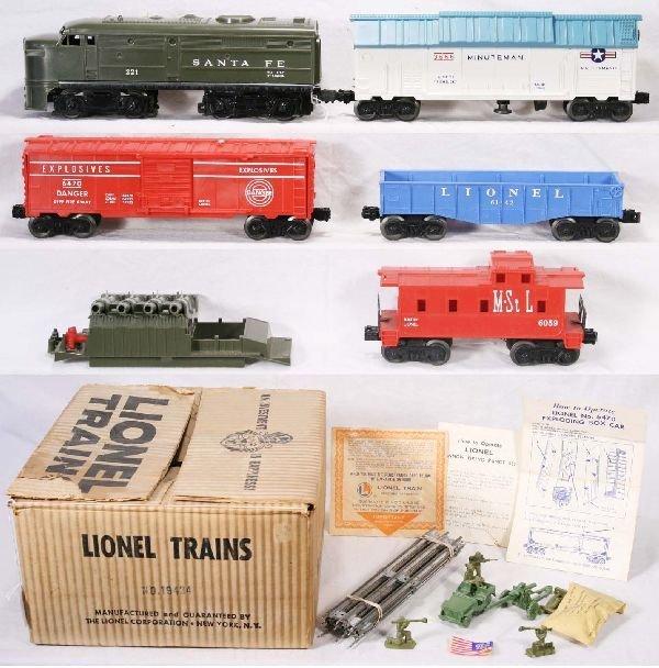 331: NETTE - Rare Boxed LIONEL/ SEARS Set 19434: