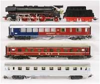 578: NETTE - 5 Pc. MARKLIN HO Passenger Set: