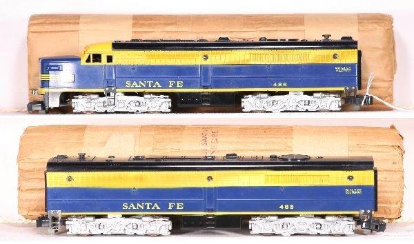 326: NETTE - Boxed AM FLYER S GA. 485 & 6 SF PA Alco AB