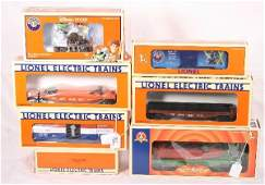 966: NETTE - 7 LTI Freight Cars: