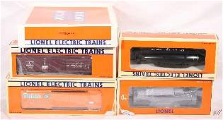 971: NETTE - 5 LTI Freight Cars: