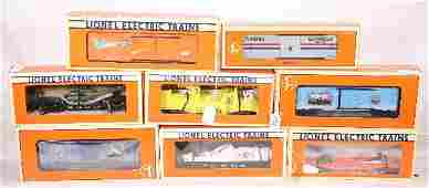 972: NETTE - 8 LTI Freight Cars: