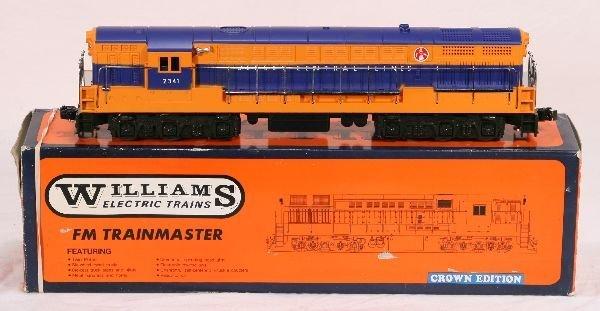 3: NETTE - Boxed WILLIAMS 4105 JC FM Diesel: