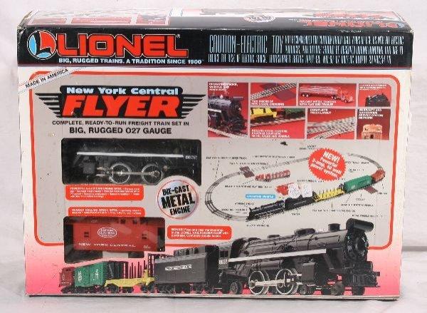10: NETTE - LTI 11735 NYC Flyer Train Set: