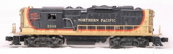 15: NETTE - LIONEL 2349 NP GP-9 Diesel: