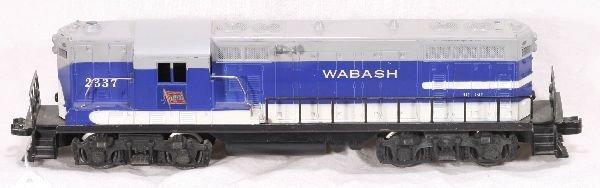 23: NETTE - LIONEL 2337 Wabash GP-7 Diesel: