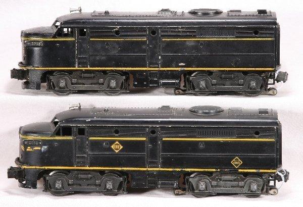 12: NETTE - LIONEL 2032 Erie Alco AA Diesels: