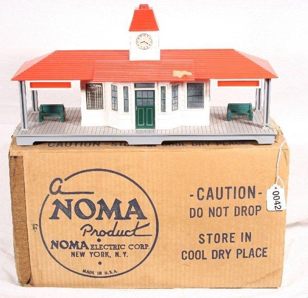 42: NETTE - Boxed NOMA Station: