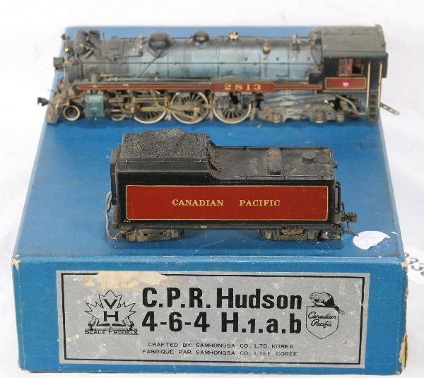 338: NETTE - SAM HO Brass CPR H.1.a.b. Steam Loco: