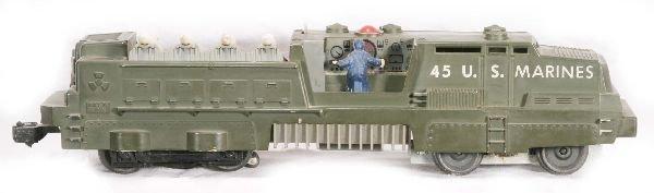 356: NETTE - LIONEL 45 USMC Diesel: