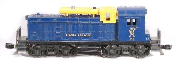 358: NETTE - LIONEL 614 Alaska NW-2 Diesel: