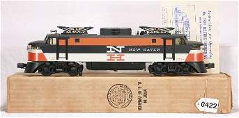 422 NETTE  Boxed LIONEL 2350 NH EP5 Electric