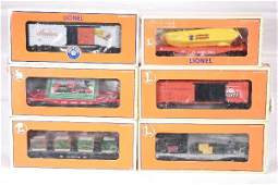 30: NETTE - 6 LTI Freight Cars: