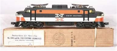 332 NETTE  Boxed LIONEL 2350 NH EP5 Electric