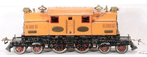333: NETTE - IVES 3243R Electric Loco: