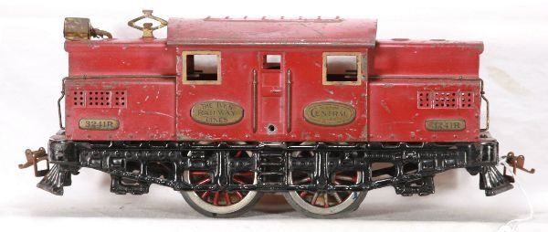 334: NETTE - IVES 3242R electric Loco: