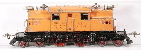 337: NETTE - Early IVES 3243 Electric Loco: