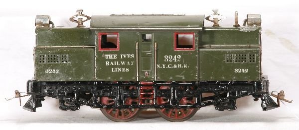 338: NETTE - IVES 3242 Electric Loco: