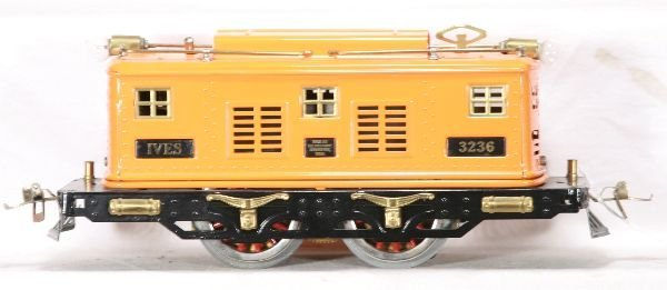 339: NETTE - Restored IVES 3236 Boxcab: