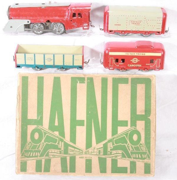 131: NETTE - Boxed HAFNER Set 1F:
