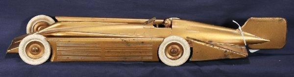 721: NETTE - KINGSBURY Golden Arrow Record Car: