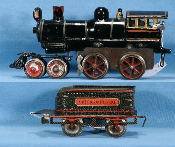 199: Scarce IVES 25 with Chicago Tender: