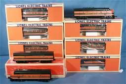 600: NETTE - 7 Pc. LTI GN Empire Builder Set: