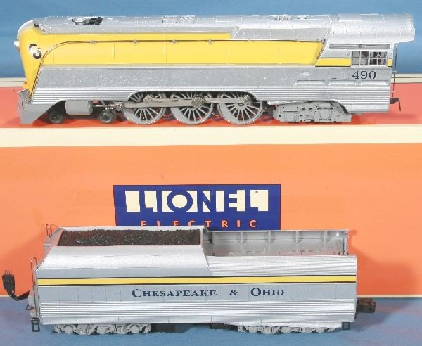 6: NETTE - LTI 18043 C&O Streamline  Hudson: