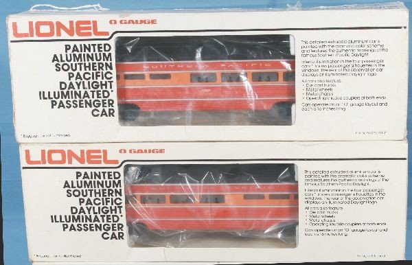 22: NETTE - 2 LTI 7204 SP Daylight Cars: